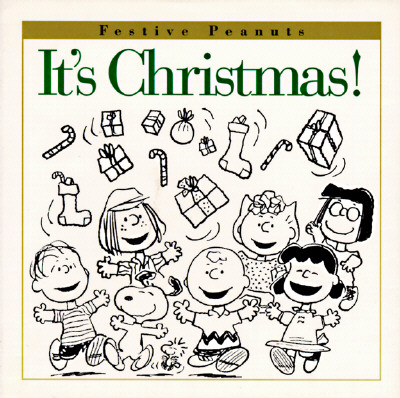 Image for It's Christmas! (Festive Peanuts)