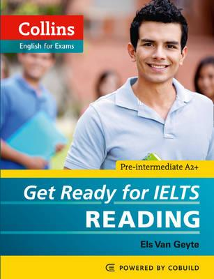 Image for Collins Get Ready for IELTS Reading