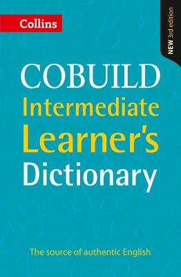 Image for Collins COBUILD Intermediate Learner's Dictionary