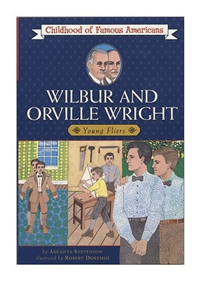Image for Wilbur and Orville Wright: Young Fliers