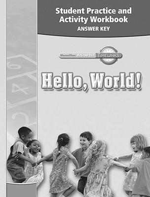 Image for TimeLinks: Kindergarten, Student Practice and Activity Workbook Answer Key (OLDER ELEMENTARY SOCIAL STUDIES)