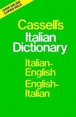 Image for Cassell's Standard Italian Dictionary, Thumb-indexed