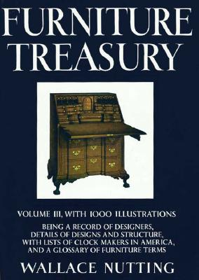 Image for Furniture Treasury, Vol. 3