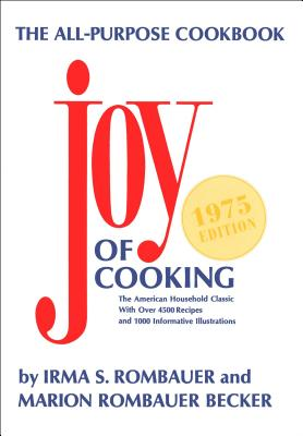 Image for JOY OF COOKING