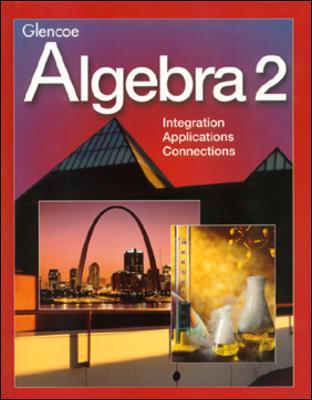 Image for Algebra 2, Student Edition