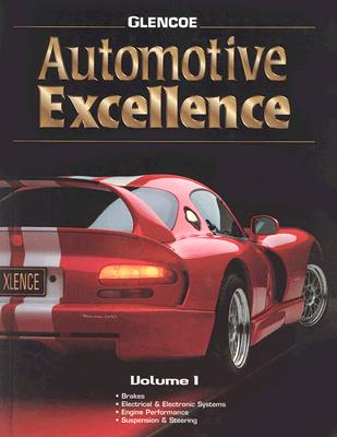 Image for Automotive Excellence, Volume 1, Student Text