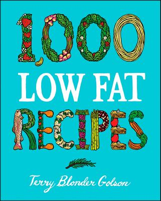 Image for 1,000 Low Fat Recipes