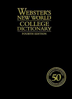 """Webster's New World College Dictionary Leather, Thumb Indexed"", The Editors of the Webster's N"