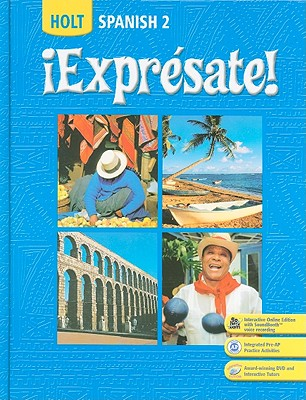 Image for ¡Expresate!: Spanish 2 (Holt Spanish: Level 2)