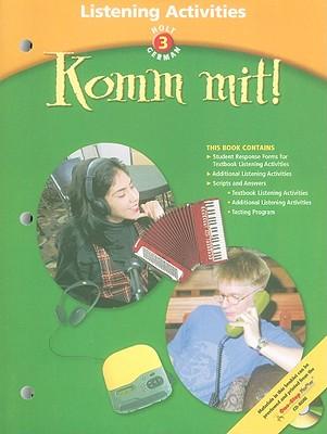 Image for Komm mit!: Listening Activities Level 3