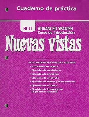 Image for Nuevas Vistas: Cuaderno Practica Intro