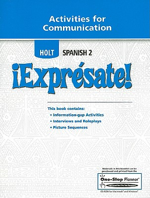 Image for ?Expr?sate!: Activities for Communication Level 2
