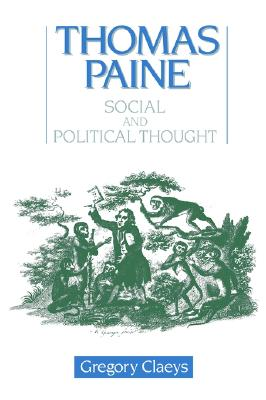 Image for Thomas Paine: Social and Political Thought