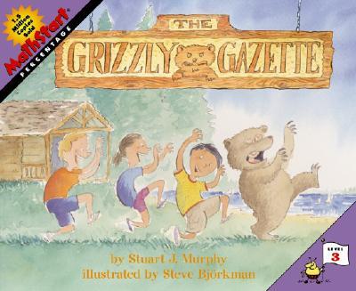 The Grizzly Gazette (MathStart 3), Stuart J. Murphy