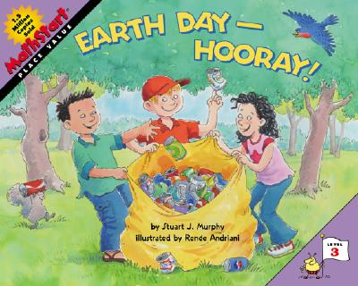 Image for Earth Day--Hooray! (MathStart 3)