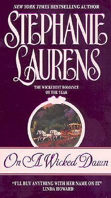 On a Wicked Dawn (Cynster Novels), STEPHANIE LAURENS