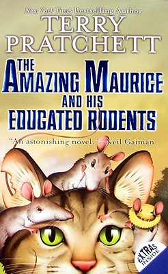 Image for AMAZING MAURICE AND HIS EDUCATED RODENTS, THE