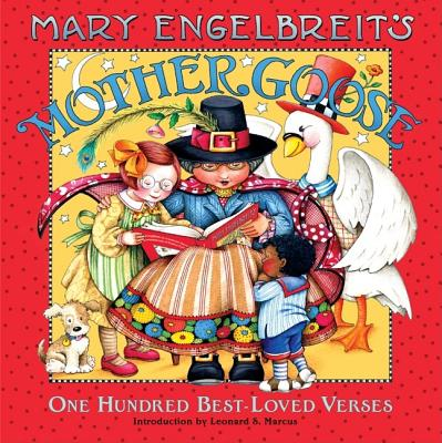 Image for Mary Engelbreit's Mother Goose: One Hundred Best-Loved Verses
