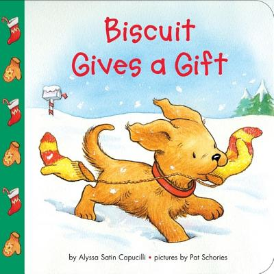 Image for Biscuit Gives a Gift