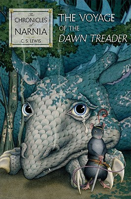"""Image for """"The Voyage Of The Dawn Treader (Chronicles Of Narnia, Bk. 5)"""""""