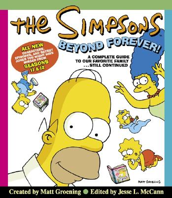 Image for Simpsons Beyond Forever!