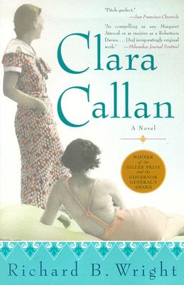 Image for Clara Callan: A Novel