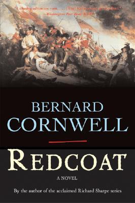 Redcoat, BERNARD CORNWELL