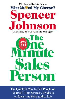 Image for The One Minute Sales Person