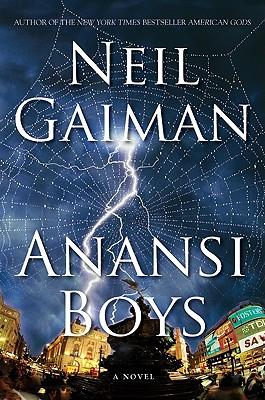 Image for ANANSI BOYS