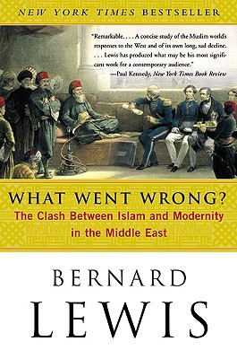 Image for WHAT WENT WRONG THE CLASH BETWEEN ISLAM AND MODERNITY IN THE MIDDLE EAST