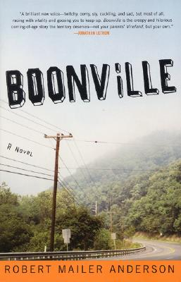 Image for Boonville: A Novel