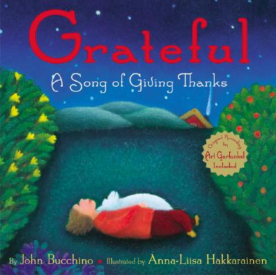 Image for GRATEFUL : A SONG OF GIVING THANKS ( JULIE ANDREWS COLLECTION ) ( ORIGINAL RECORDING BY ART GARFUNKEL INCLUDED )