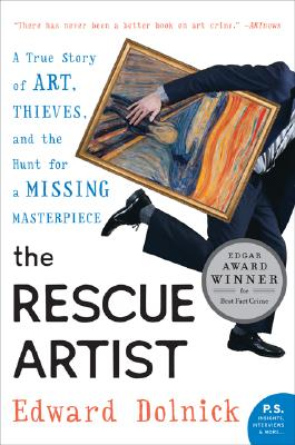 Image for Rescue Artist: A True Story of Art, Thieves, and the Hunt for a Missing Masterpi