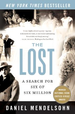 Image for Lost: A Search for Six of Six Million