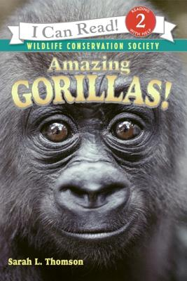 Image for Amazing Gorillas! (I Can Read Book 2)