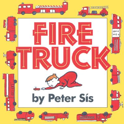 Image for Fire Truck Board Book