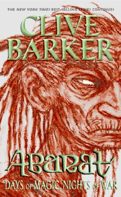 Abarat: Days of Magic, Nights of War, Barker, Clive
