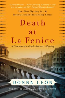 Death at La Fenice, Leon, Donna