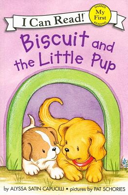 Biscuit and the Little Pup (My First I Can Read), Capucilli, Alyssa Satin