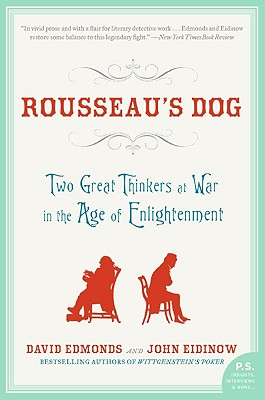 Image for ROUSSEAU'S DOG : TWO GREAT THINKERS AT