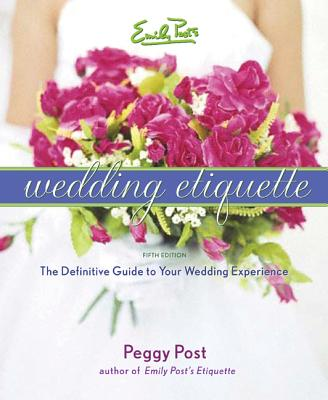 Image for Emily Post's Wedding Etiquette