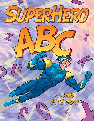 Image for Superhero ABC