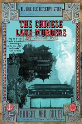 The Chinese Lake Murders  A Judge Dee Detective Story, Van Gulik, Robert