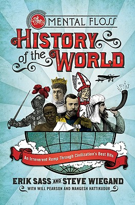 Image for Mental Floss History of the World