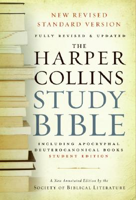 Image for HarperCollins Study Bible: Student Edition with Apocryphal Deuterocanonical Books (New Revised Standard Version)