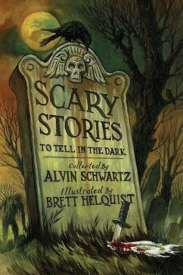 Scary Stories to Tell in the Dark, Alvin Schwartz