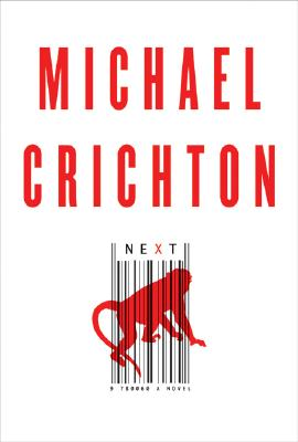 Next, a Novel, Chrichton, Michael