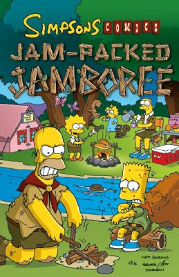 Simpsons Comics Jam-Packed Jamboree (Simpson Comic), Groening, Matt