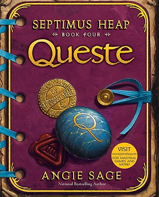 Image for Septimus Heap, Book Four: Queste