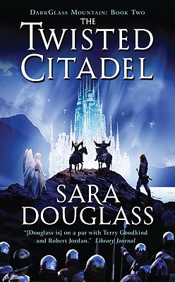 Image for The Twisted Citadel: DarkGlass Mountain: Book Two